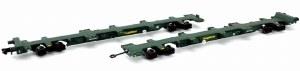 Dapol N 2F-044-001 FEAB Spine Wagon Twin Pack N Freightliner 640707 + 640708
