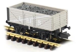 Dapol N 2F-071-034 7 Plank Wagon LMS 302080