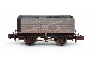 Dapol N 2F-071-051 7 Plank LMS Grey 302085 Weathered