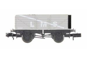 Dapol N 2F-071-052 7 Plank LMS Grey 302087