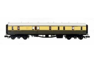Dapol N 2P-000-340 Collett Coach BR Choc & Cream Full Brake W195