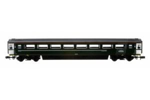 Dapol N 2P-005-339 MK 3 GWR Green 2nd Class 42579  HST