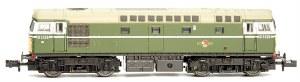 Dapol N 2D-028-001 Class 26 D5316 BR Green Headcode