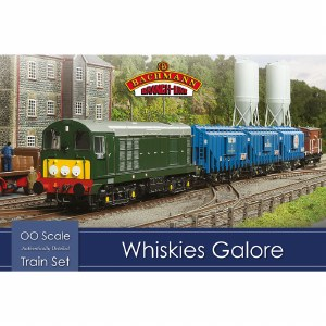 Bachmann OO 30-047 Whiskies Galore (with Digital Sound)