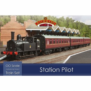 Bachmann OO 30-180 The Station Pilot