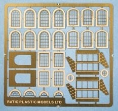 Ratio N 309 Industrial Windows