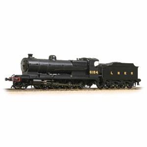 Bachmann OO 31-003A Robinson Class O4 6184 LNER Black