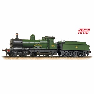 Bachmann OO 31-090DS 3200 (Earl) Class 3206 Earl of Plymouth GWR Green - DCC Sound