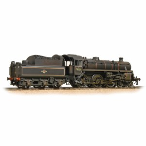 Bachmann OO 31-119 BR Standard Class 4MT 75035 BR Lined Black L/Crest Weathered