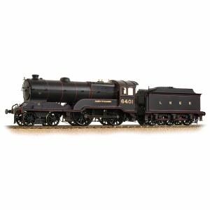 Bachmann OO 31-137A Class D11/2 4-4-0 6401 'James Fitzjames' LNER Black