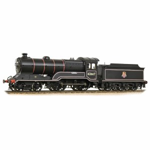 Bachmann OO 31-146A LNER Class D11/1 62667 'Somme' BR Lined Black Early Emblem