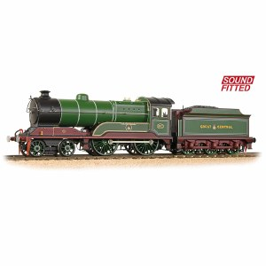 Bachmann OO 31-147DS Class 11F 502 'Zeebrugge' Great Central Railway Lined Green & Maroon