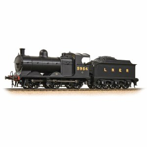Bachmann OO 31-318A Robinson Class J11 (GCR 9J) 5954 LNER Plain Black