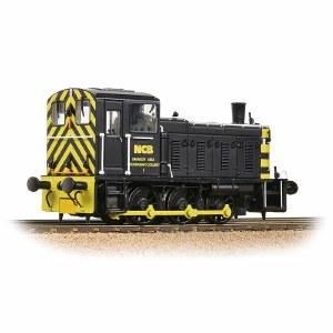 Bachmann OO 31-367 Class 03 D2199 NCB Black