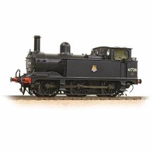 Bachmann OO 31-435 Midland Class 1F 41726 BR Black Early Emblem