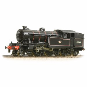 Bachmann OO 31-614 V3 Tank 67646 BR Lined Black Late Crest