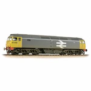 Bachmann OO 31-664 Class 47/0 47050 BR Railfreight - Weathered
