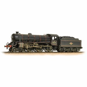 Bachmann OO 31-716A LNER B1 61076 BR Lined Black (Late Crest) - Weathered