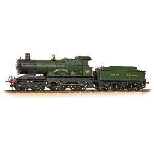 Bachmann OO 31-728 GWR 3700 Class 3708 'Killarney' Great Western Green