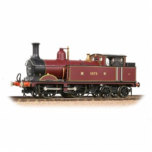 Bachmann OO 31-740 Midland Railway 1532 Class 0-4-4 1273 Midland Railway Crimson