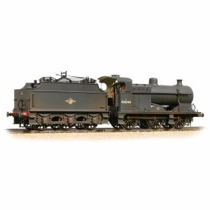 Bachmann OO 31-884 Midland Class 4F 44044 BR Late Crest Weathered