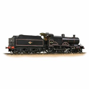 Bachmann OO 31-933A LMS 4P Compound 41143 BR Lined Black (Late Crest)