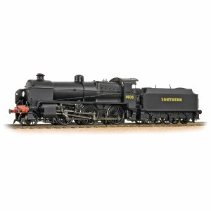 Bachmann OO 32-166 Southern N Class 1406 SR Black