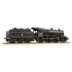 Bachmann OO 32-176 LMS Crab 42765 BR Lined Black Early Emblem