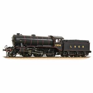 Bachmann OO 32-279A K3 Class 1304 LNER Lined Black