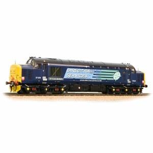 Bachmann OO 32-370NF Class 37/4 37425 'Sir Robert McAlpine' & 'Concrete Bob' DRS Compass Livery