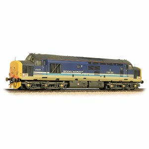 Bachmann OO 32-376A Class 37/4 37422 'Robert. F. Fairlie' BR Regional Railways Weathered