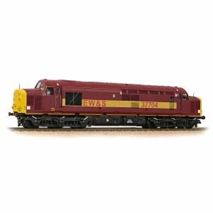 Bachmann OO 32-390DB Class 37/7 37704 EW&S