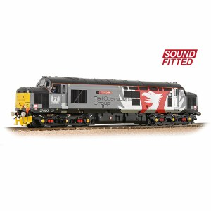 Bachmann OO 32-393ASF Class 37/7 Refurbished 37800 'Cassiopeia' Europhoenix (ROG) SOUND FITTED