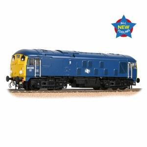 Bachmann OO 32-416 Class 24/0 24035 Disc Headcode BR Blue