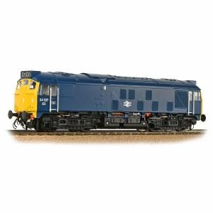 Bachmann OO 32-442 Class 24/1 24137 BR Blue