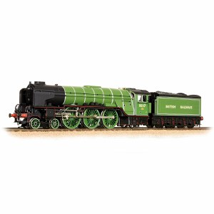Bachmann OO 32-560 Class A1 60117 BRITISH RAILWAYS Apple Green