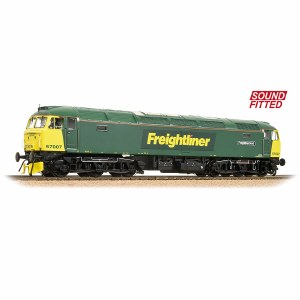 Bachmann OO 32-753DS Class 57/0 57007 'Freightliner Bond' Freightliner - DCC Sound