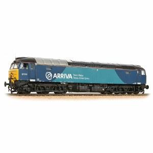 Bachmann OO 32-755A Class 57/3 57314 Arriva Wales