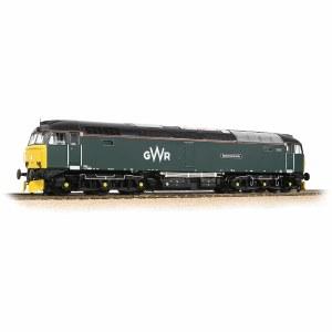 Bachmann OO 32-756A Class 57/6 57602 'Restormel Castle' GWR Green (FirstGroup)