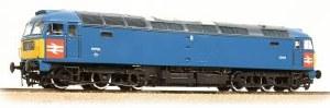 Bachmann OO 32-800K Class 47 D1733 BR XP64 Blue Livery