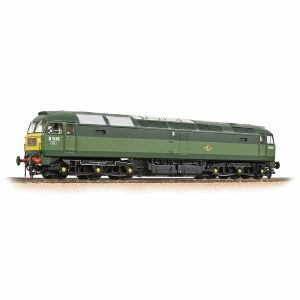 Bachmann OO 32-806 Class 47/0 D1842 BR Two-Tone Green (Small Yellow Panels)