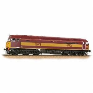 Bachmann OO 32-817K Class 47 47778 'Duke of Edinburgh's Award' EWS