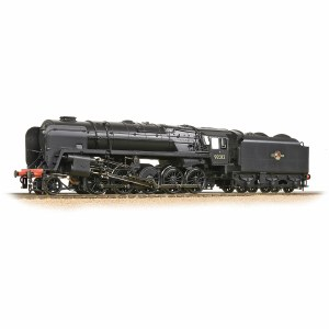 Bachmann OO 32-859A BR Standard 9F with BR1B Tender 92212 BR Black (Late Crest)