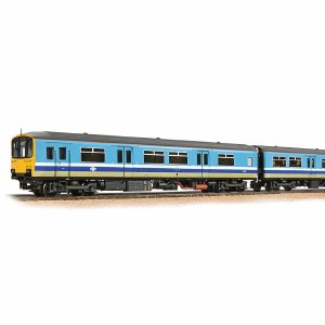 Bachmann OO 32-929 Class 150/1 2-Car DMU 150115 BR Provincial (Original) - Includes Passenger Figures
