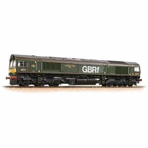 Bachmann OO 32-983 Class 66 66779 'Evening Star' GBRF