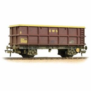 Bachmann OO 33-438 SSA Scrap Wagon EWS - Weathered