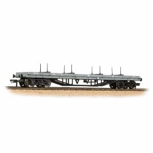 Bachmann OO 33-857B 30 Ton Bogie Bolster Wagon LMS Grey