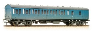 Bachmann OO 34-632 Mk1 57ft 'Suburban' BS Brake Second E43152 BR Blue