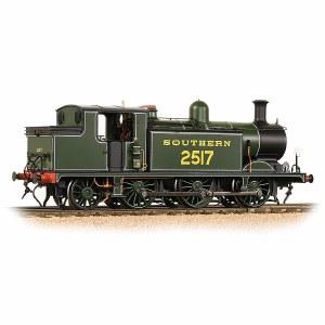 Bachmann OO 35-076A Class E4 0-6-2 2517 Southern Green