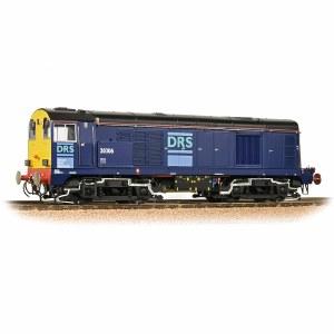 Bachmann OO 35-125 Class 20/3 20306 DRS Blue
